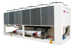 Чиллеры с воздушным охлаждением конденсатора DN1402-4802BYSTOM