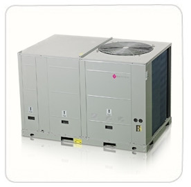 Крышные кондиционеры R-410a (26-70кВт) Standart с тепловым насосом