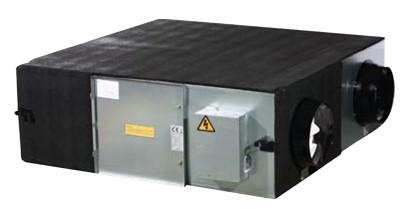 Мини-вентиляционные установки с рекуперацией тепла DV