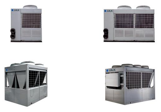 Воздухоохлаждаемые модульные чиллеры